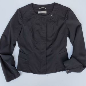 Sportmax Athletic bomber jacket lycra lined small